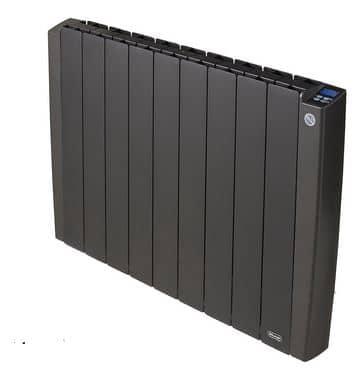 Installation de radiateurs électriques à inertie chaleur douce à La Rochelle.