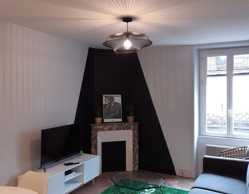 Rénovation électrique d'un appartement dans le centre ville près du vieux port de La Rochelle