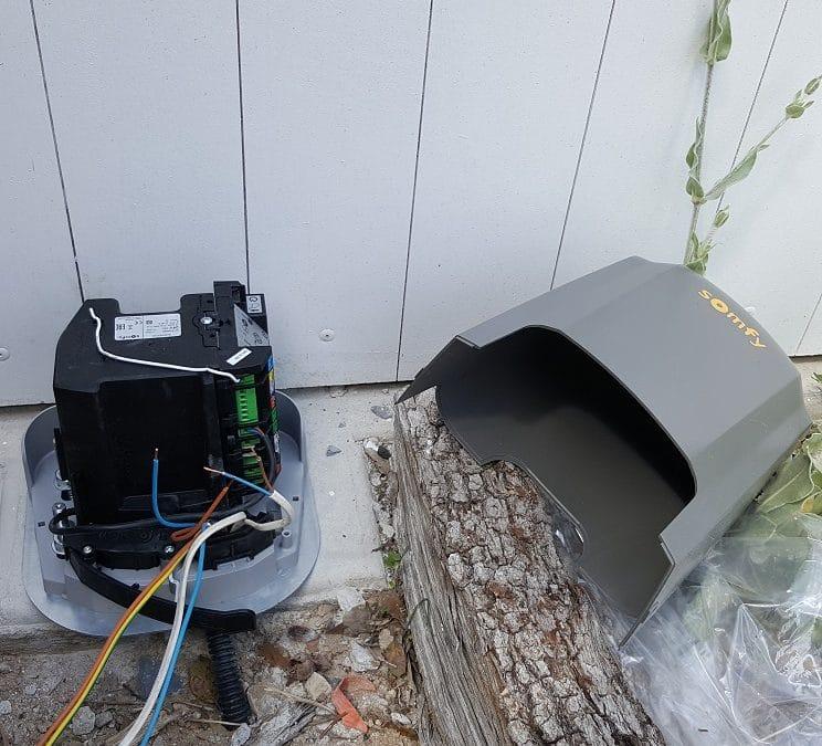 Réalisation de travaux d'électricité à Rivedoux-Plage cette semaine sur l'Ile -de-Ré